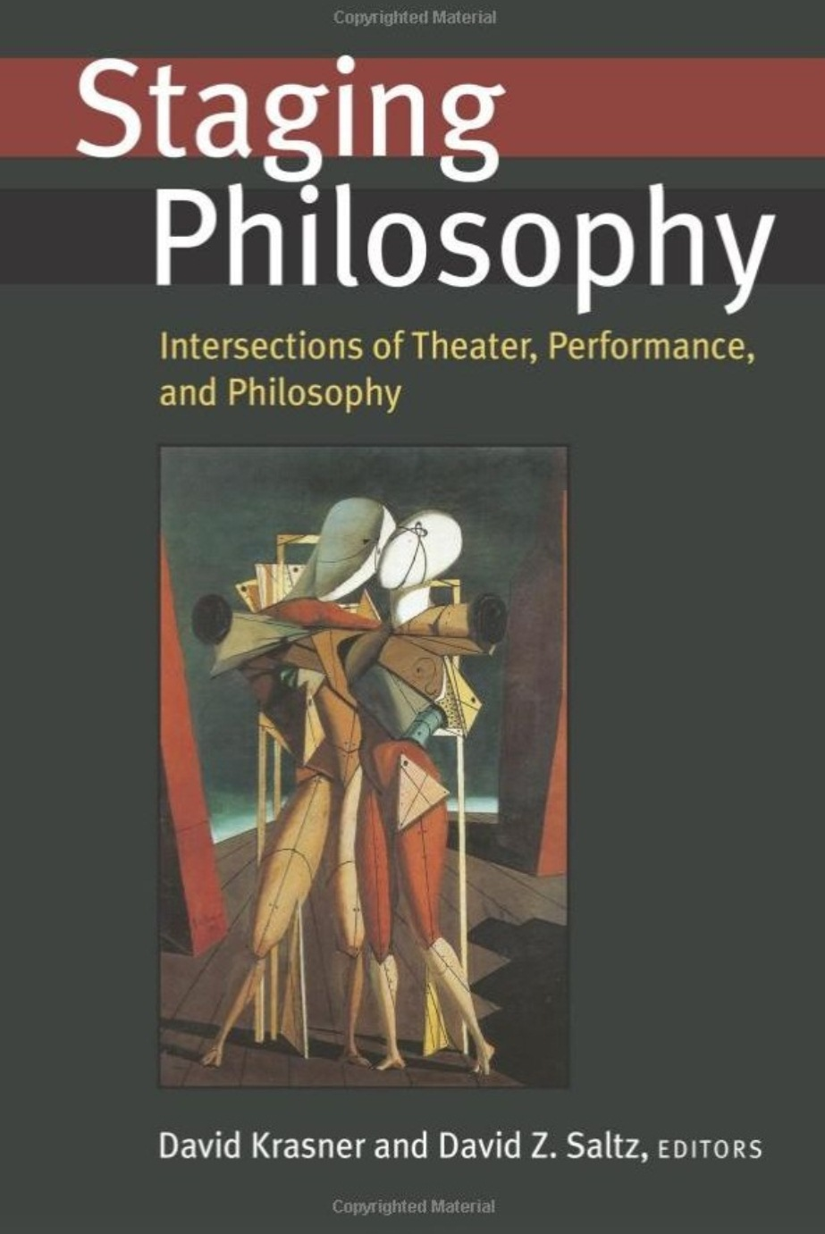 Staging Philosophy-book